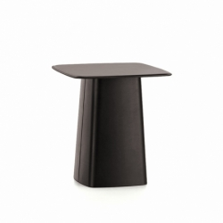 Table d'appoint guéridon LEATHER SIDE TABLE VITRA
