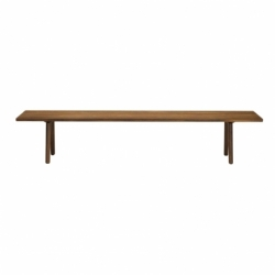 Banc WOOD BENCH VITRA