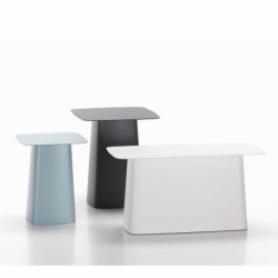 Table d'appoint guéridon Vitra METAL SIDE OUTDOOR