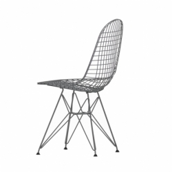Chaise EAMES WIRE CHAIR DKR VITRA