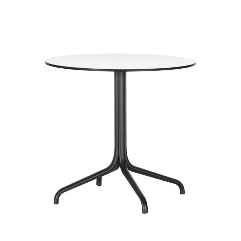 Table et table basse extérieur Vitra BELLEVILLE OUTDOOR Ø79