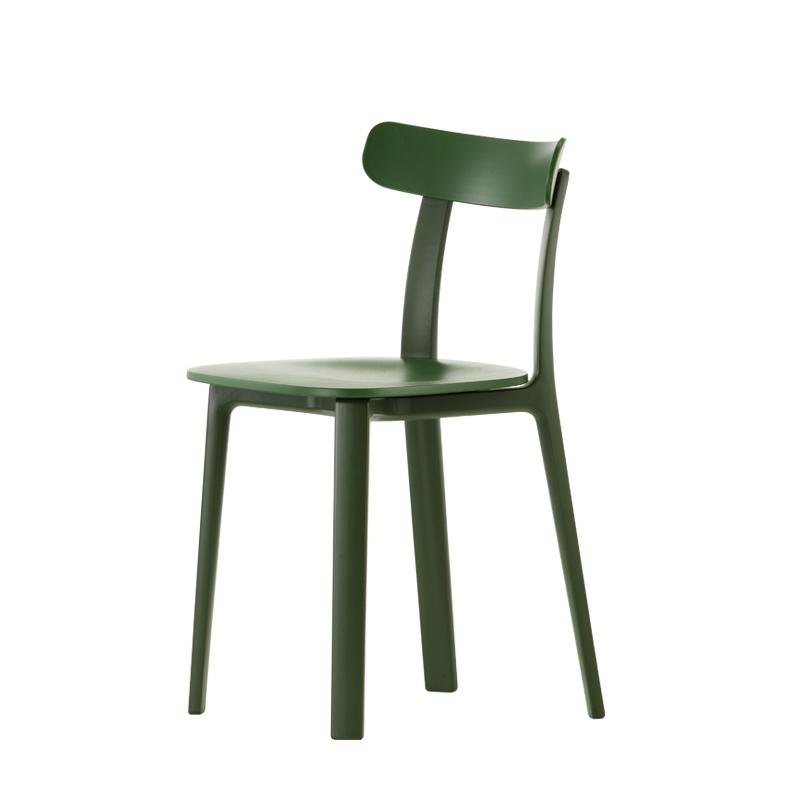 Chaise Vitra ALL PLASTIC CHAIR APC