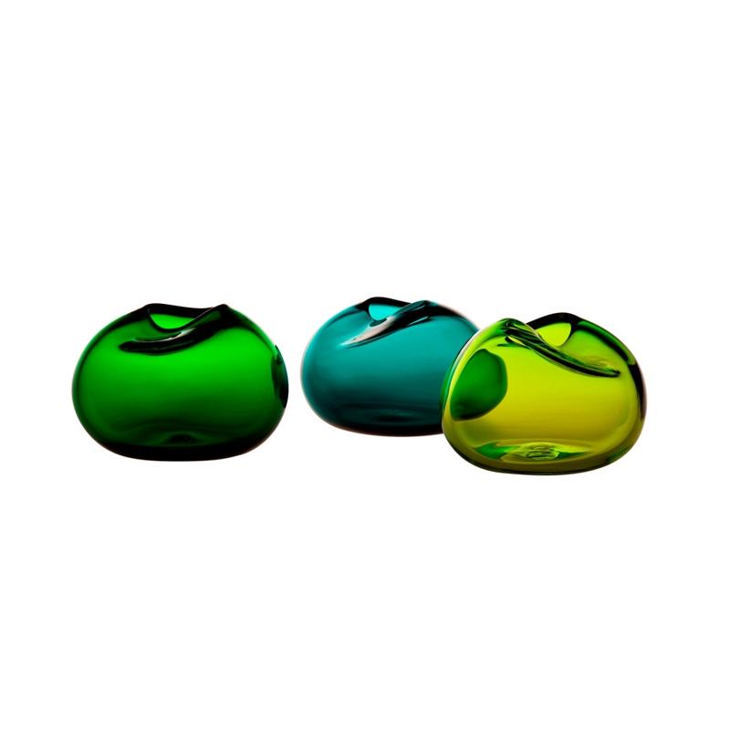 Vase When objects work CAILLOU set de 3 vases