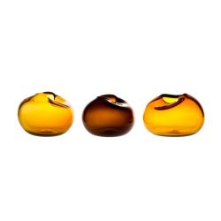 Vase CAILLOU set de 3 vases WHEN OBJECTS WORK