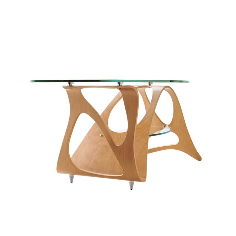 arabesco table basse zanotta silvera. Black Bedroom Furniture Sets. Home Design Ideas