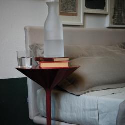 Table d'appoint guéridon Zanotta TEMPO