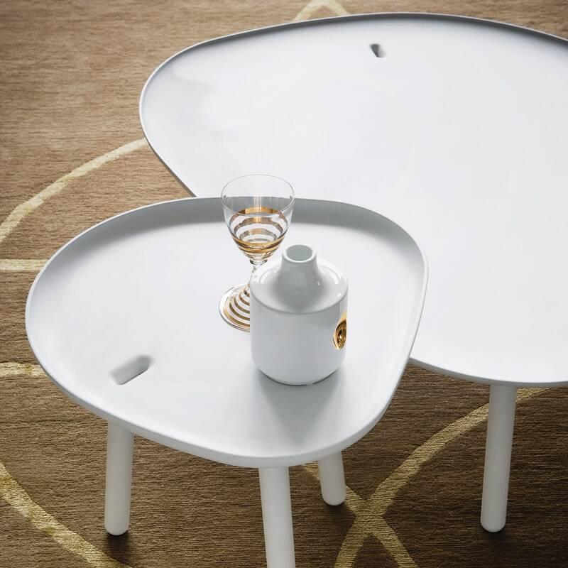 loto table basse zanotta silvera. Black Bedroom Furniture Sets. Home Design Ideas