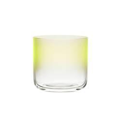 Carafe & verre Set de 8 verres à eau COLOUR LOW HAY