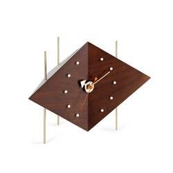 Horloge Pendule DIAMOND CLOCK VITRA