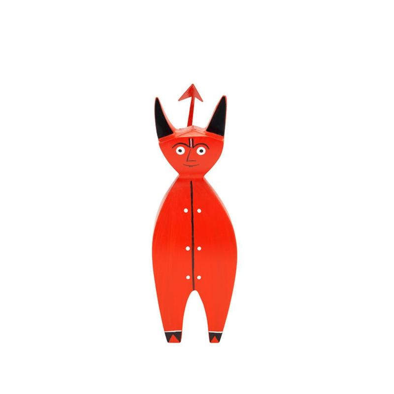 Objet insolite & décoratif Vitra WOODEN DOLL Little Devil