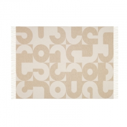Plaid Plaid GIRARD WOOL BLANKET Circle Sections VITRA