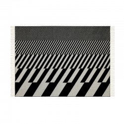 Plaid Plaid GIRARD WOOL BLANKET Diagonals VITRA