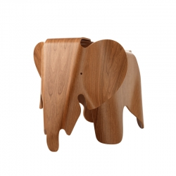 Objet insolite & décoratif EAMES ELEPHANT Plywood VITRA