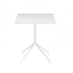 Table Arper YOP 79x79