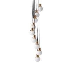 Suspension MASS LIGHT NA6 AND TRADITION