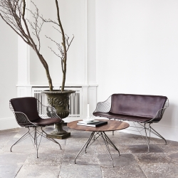 Table basse Overgaard & dyrman WIRE COFFEE TABLE