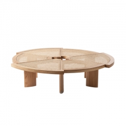 Table basse Cassina 529 RIO Rotin