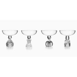 Carafe & verre Lee broom Coupe à champagne HALF CUT ROUND