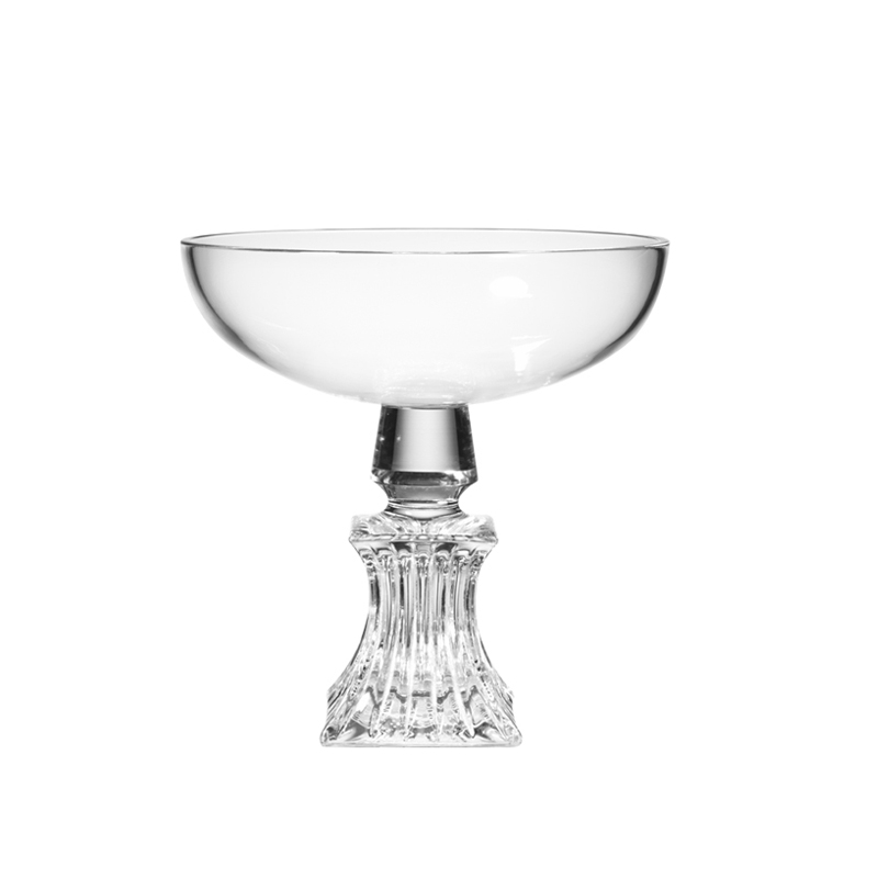 Carafe & verre Lee broom Coupe à champagne HALF CUT SQUARE