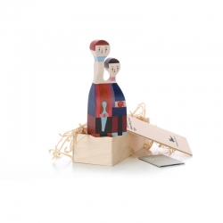 Objet insolite & décoratif Vitra WOODEN DOLL No. 11