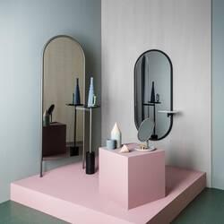 Miroir Sp01 Miroir sur pied MICHELLE
