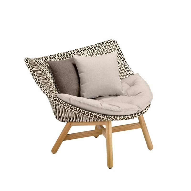 Fauteuil Dedon MBRACE fauteuil bas