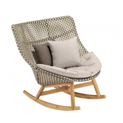 Fauteuil MBRACE fauteuil à bascule DEDON