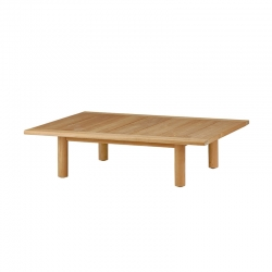 Table basse TIBBO L DEDON