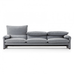 Canapé MARALUNGA 40 MAXI 3 places CASSINA