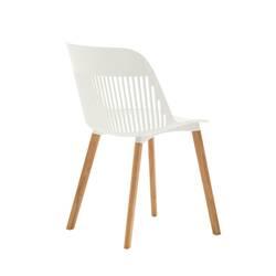 Chaise et petit fauteuil extérieur AIIR DEDON