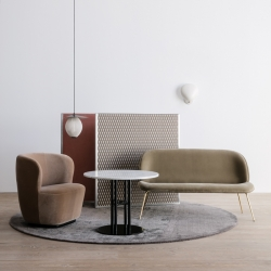 Fauteuil Gubi STAY Large