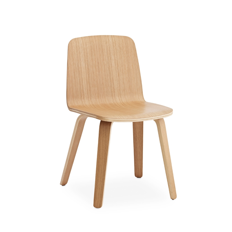 Chaise Normann copenhagen JUST CHAIR Chêne