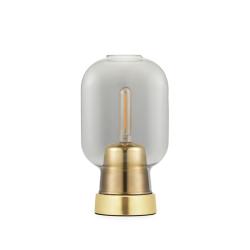 Lampe à poser AMP laiton Normann Copenhagen