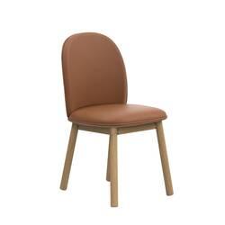 Chaise ACE CHAIR cuir Normann Copenhagen