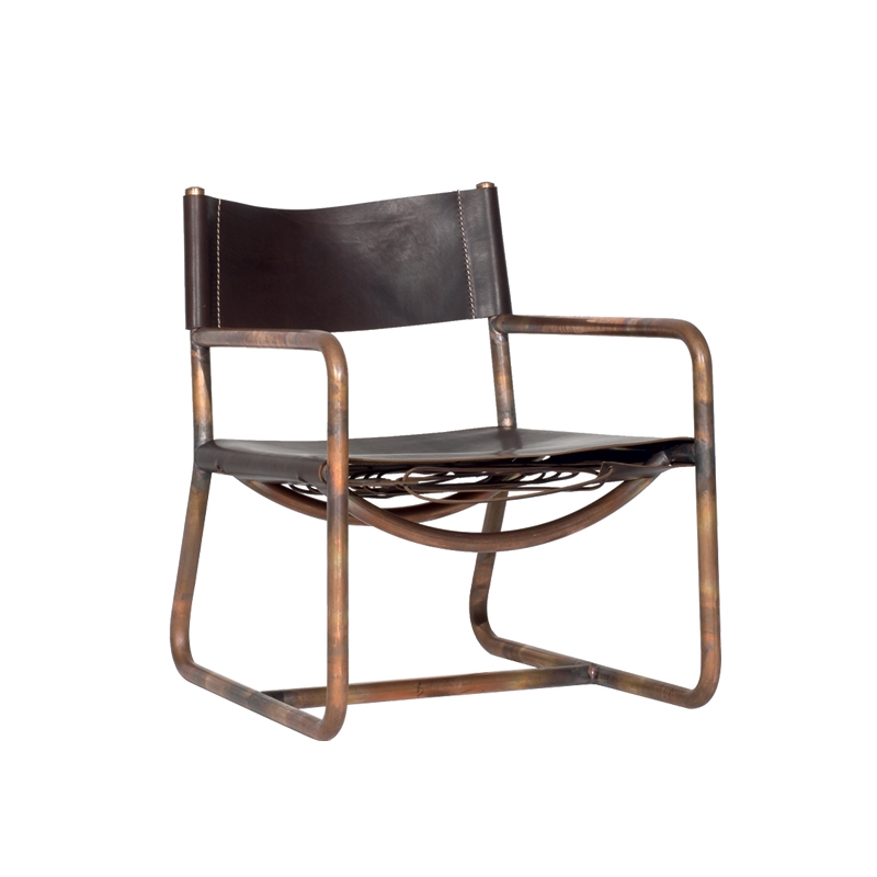 Petit Fauteuil Baxter made in italy RIMINI