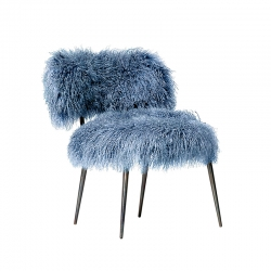 Fauteuil NEPAL BAXTER MADE IN ITALY