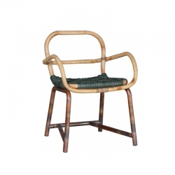 Petit Fauteuil MANILA BAXTER MADE IN ITALY