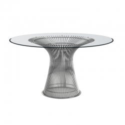 Table PLATNER Ø 135 KNOLL