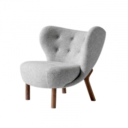Fauteuil LITTLE PETRA VB1 Hallingdal AND TRADITION