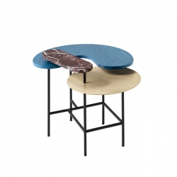 Table d'appoint guéridon PALETTE JH8 AND TRADITION