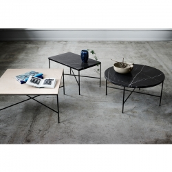 Table basse Fritz hansen PLANNER 80x80