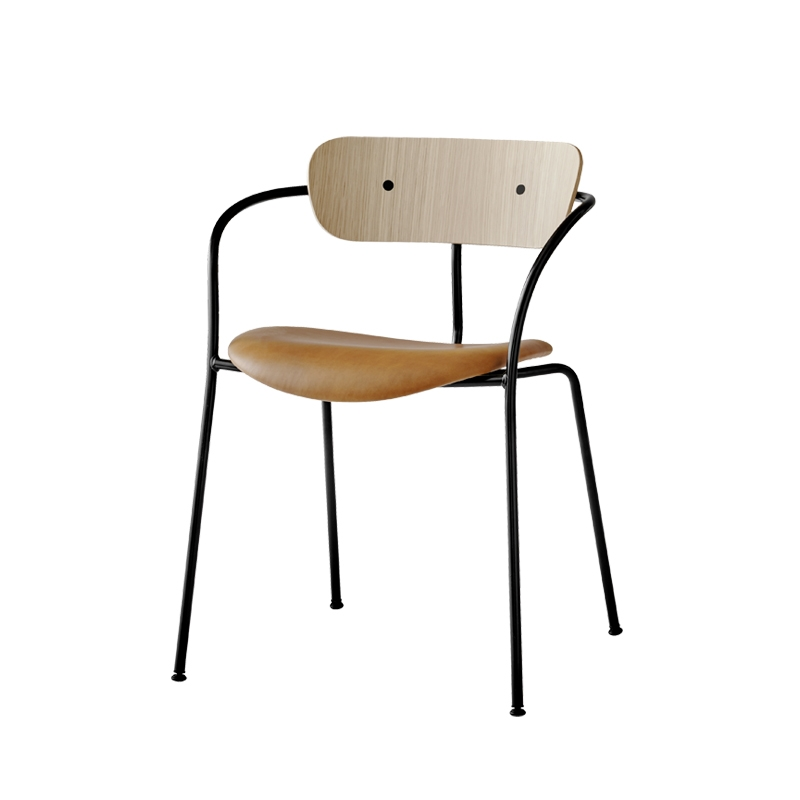 Chaise And tradition PAVILION AV4 cuir