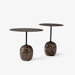 Table d'appoint guéridon And tradition LATO LN8