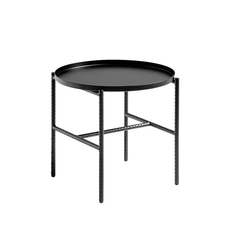 Table d'appoint guéridon Hay REBAR Ø 45