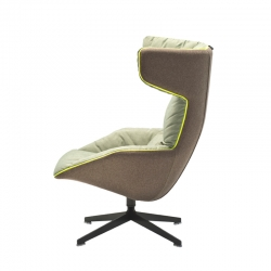 Fauteuil Moroso TAKE A LINE FOR A WALK