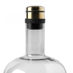 Carafe & verre Menu Décanteur WINE BREATHER