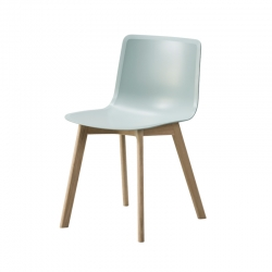 Chaise Fredericia PATO pieds bois