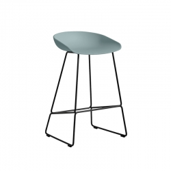 Tabouret haut ABOUT A STOOL AAS 38 H64 HAY