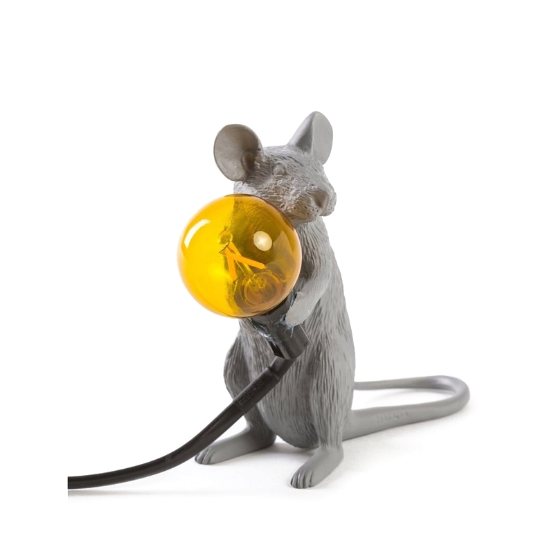 Lampe à poser Seletti MOUSE Sitting
