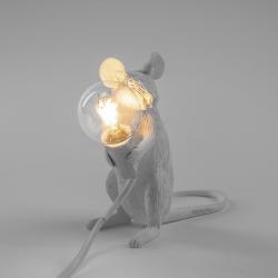 Lampe à poser Seletti MOUSE Sitting